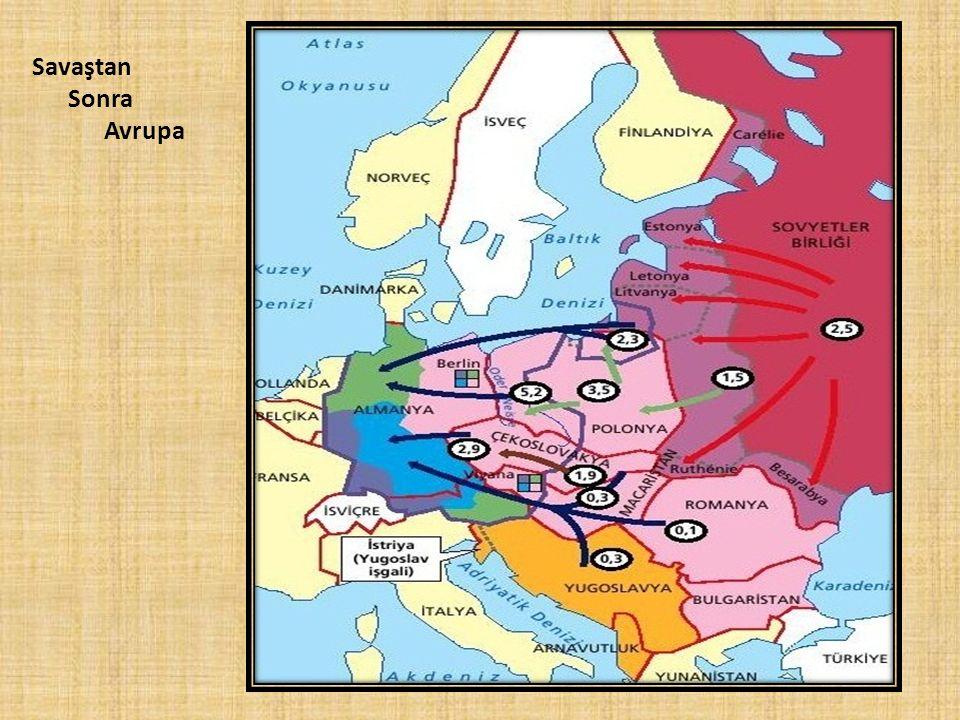 Savaştan Sonra Avrupa