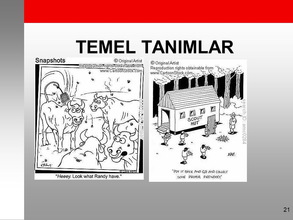 TEMEL TANIMLAR 21