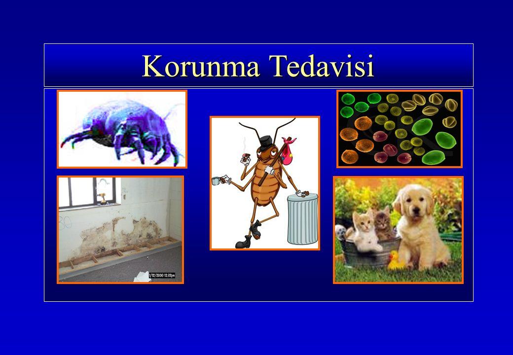 Hamamböcekleri  İlaçlama  Evin temizliği  Yiyeceklerin kapalı ortamlarda tutulması  Çöplerin her akşam dışarı çıkarılması  Su sızıntılarının yok edilmesi  Giriş noktalarının kapatılması  Nemin azaltılması