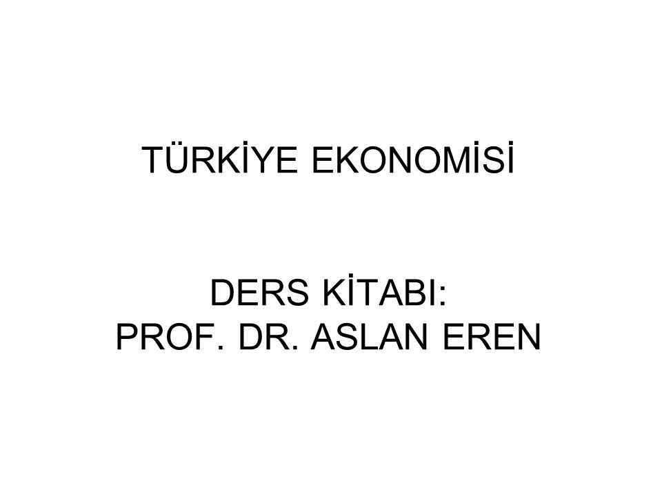 Türkiye'de dönemlere Göre Kalkınma ve Sanayileşme Hızları  Her dönem için kalkınma hızının üzerinde bir sanayileşme hızı gerçekleşmiştir.
