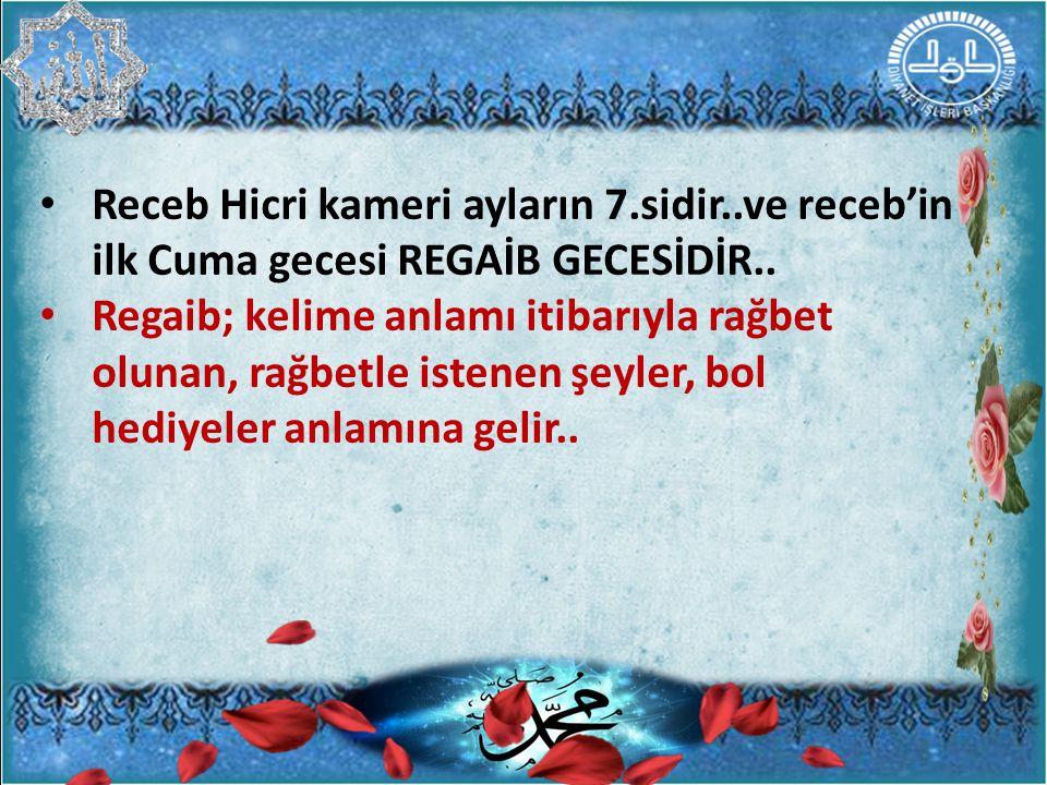 KANDİL İSMİ..