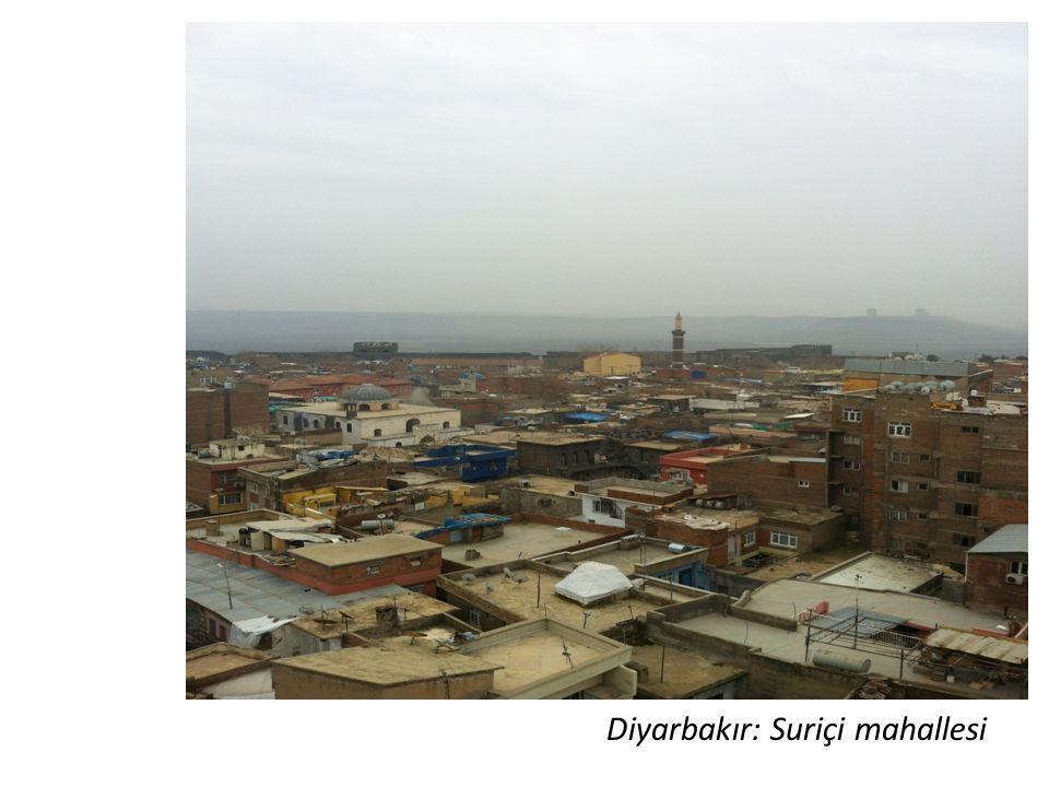 Diyarbakır: Suriçi mahallesi