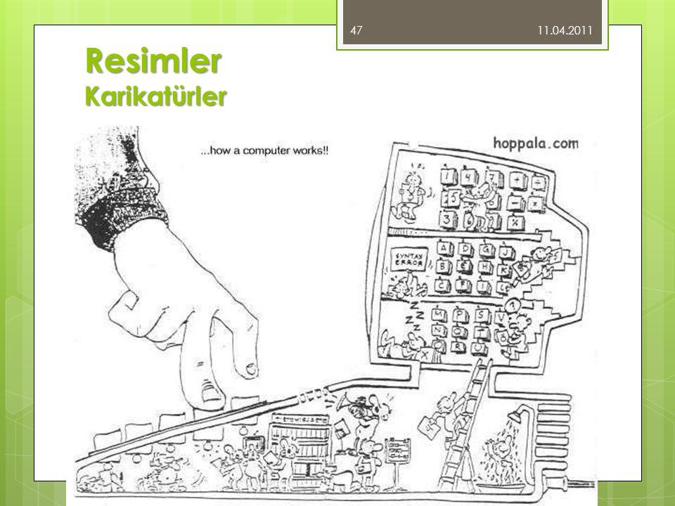Resimler Karikatürler 11.04.2011 47