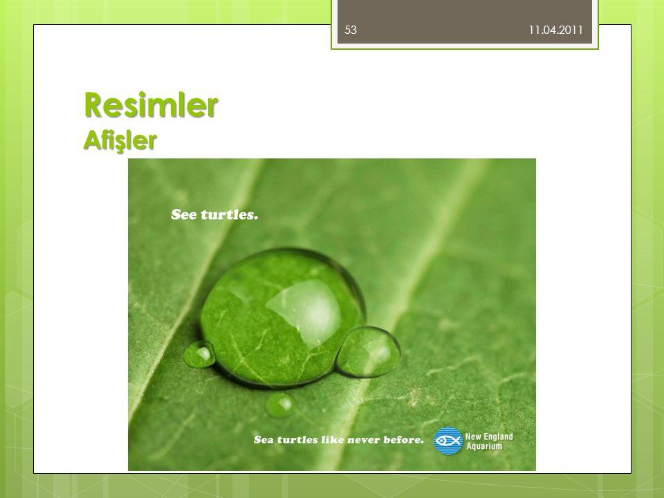 Resimler Afişler 11.04.2011 53