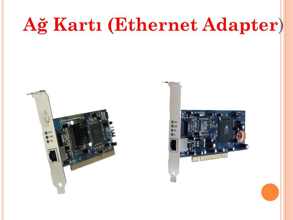 M ODEM Bilgisayarın telefon hatları üzerinden birbirlerine bilgi iletmesini sağlayan aygıtlardır.