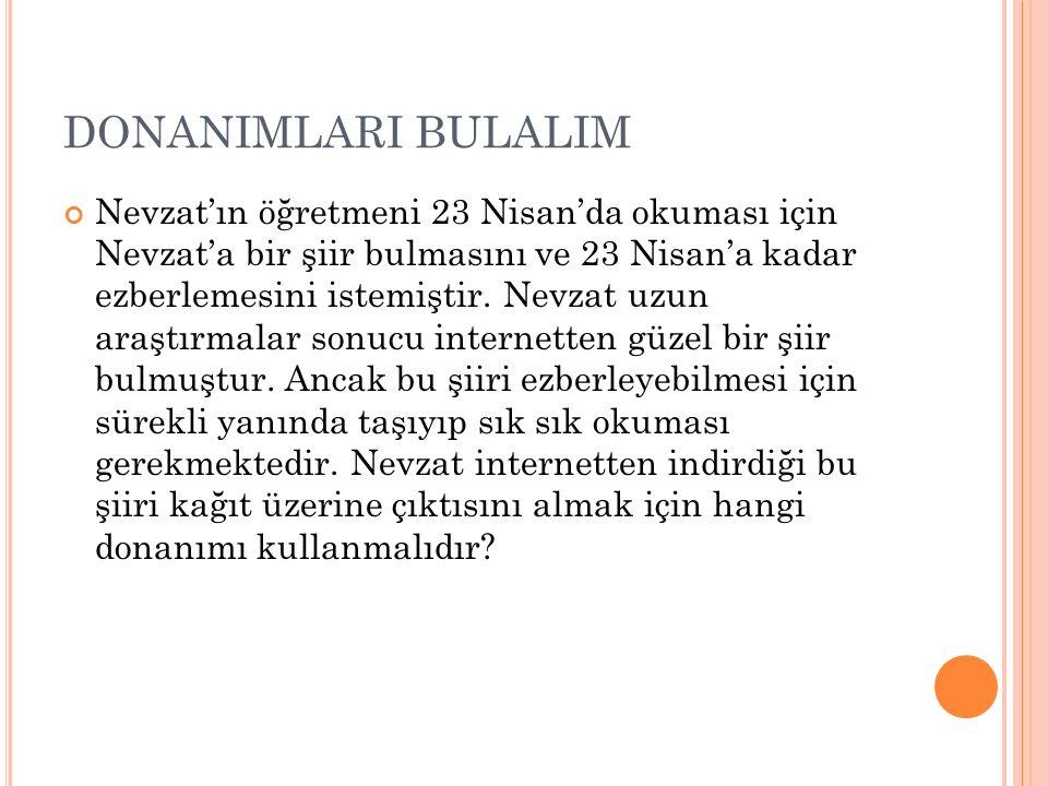 DONANIMLARI BULALIM Nilay'ın abisi Erzurum da askerlik yapmaktadır.