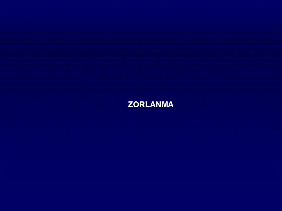ZORLANMA