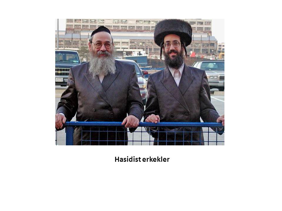 Hasidist erkekler