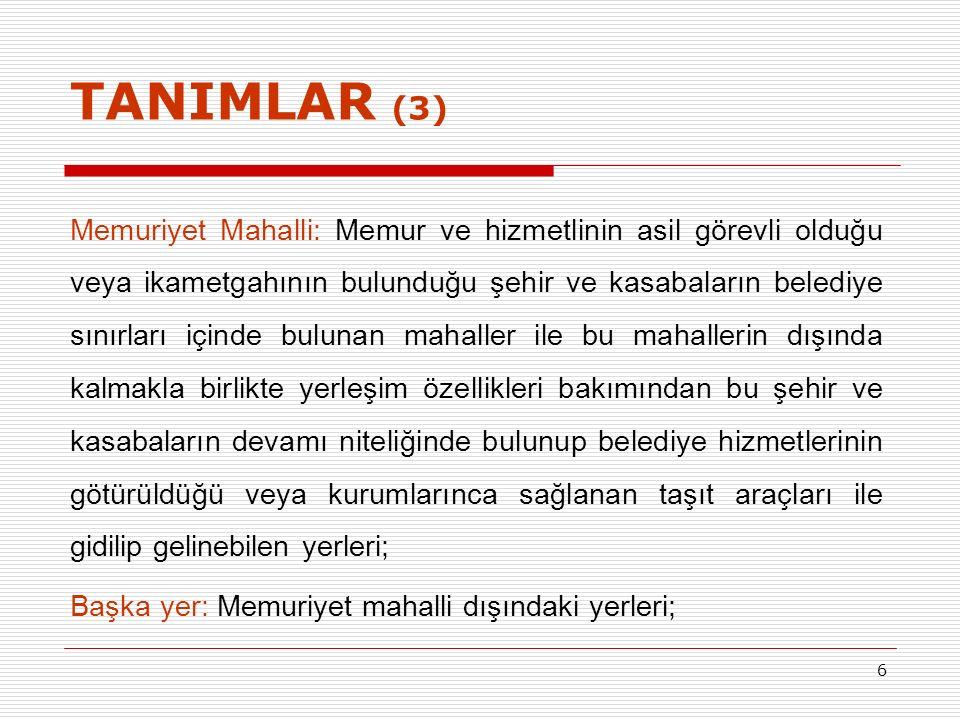 Refakatçi için Bolu – İstanbul = 9,00 TL Bolu – İstanbul Gündelik = 5,74 TL (100*0,057383) Tedavi gündeliği 5,74 x 8 = 45,92 TL (Sadece ayakta tedavi için) İstanbul – Bolu = 9,00 TL İstanbul – Bolu Gündelik = 5,74 TL (100*0,057383) Toplam = 75,40 TL SUT' A GÖRE ÖDENECEK TOPLAM HARCIRAH = 95,40 + 75,40 = 170,80 TL 57