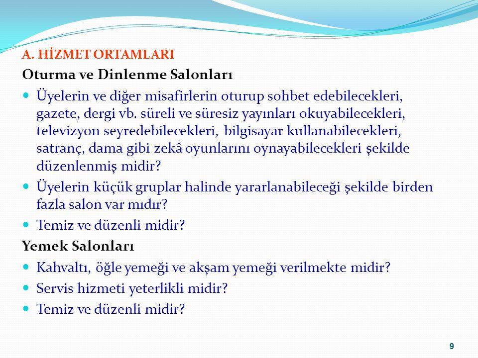 10 A.HİZMET ORTAMLARI c.