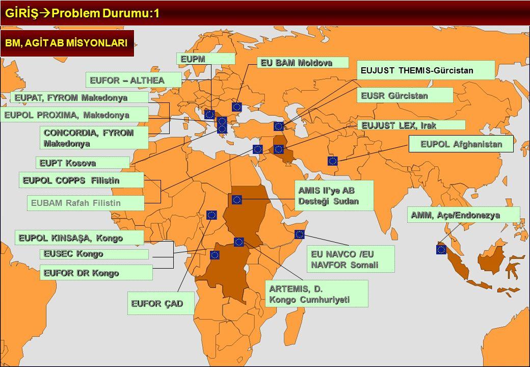 NATO MENSUPLARININ YARGILANMASI Suçların işlenmesine karşı devletlerin alması gereken tedbirler (VII/10-11) : 10.