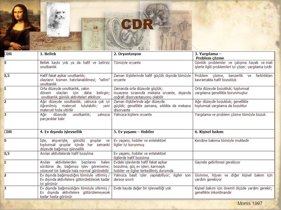 CDR Morris 1997