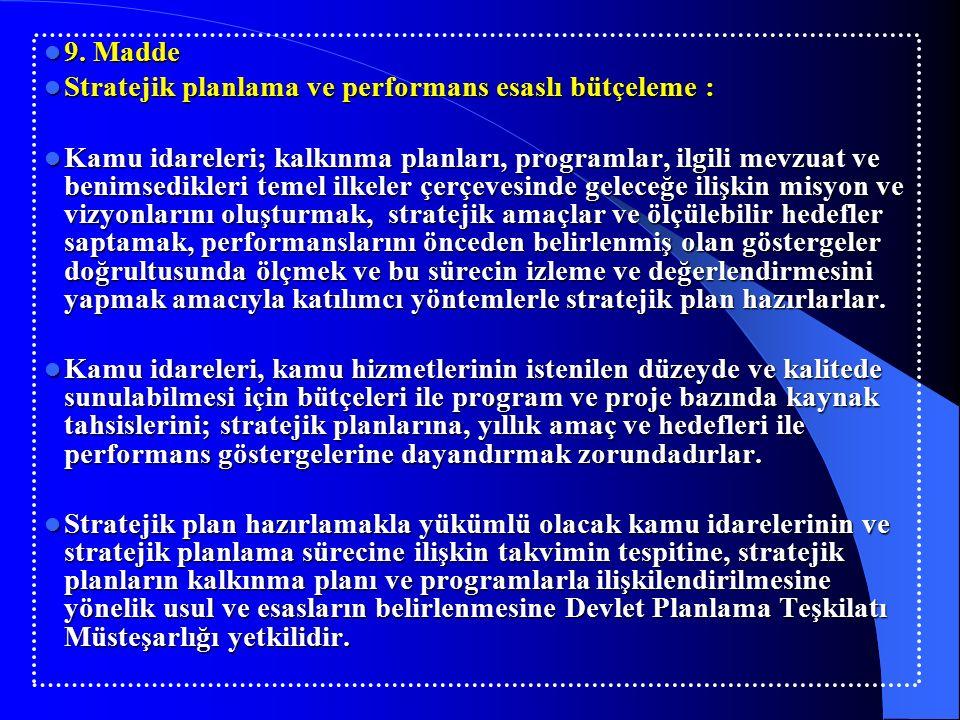 8. Madde 8.
