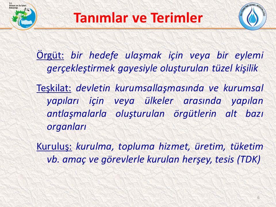 İslam İşbirliği Teşkilatı (İİT) İİT ÜLKELERİ SU VERİLERİ 57