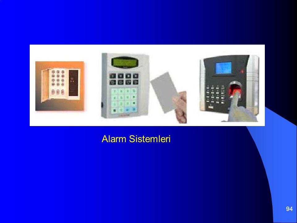 94 Alarm Sistemleri