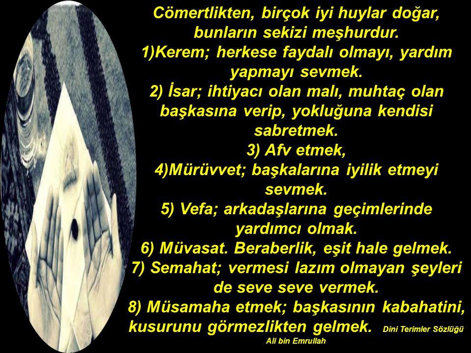 Kur'an-ıKerim Leyl Suresi 8-10.
