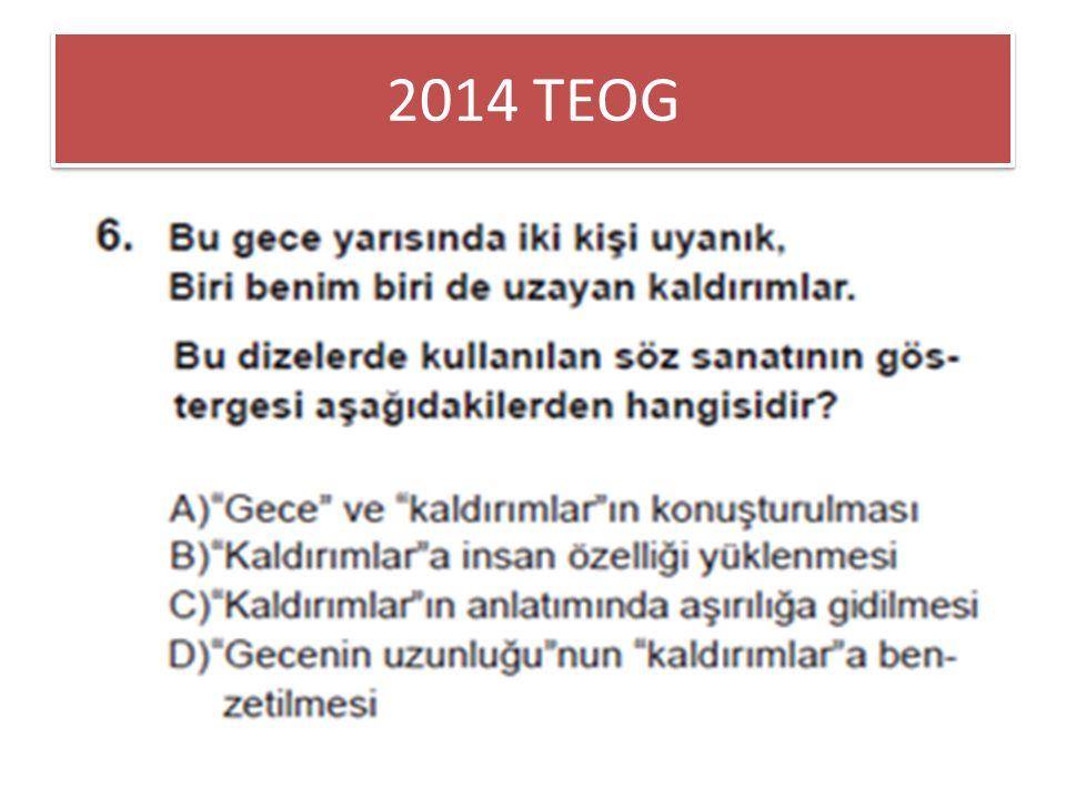 2014 TEOG