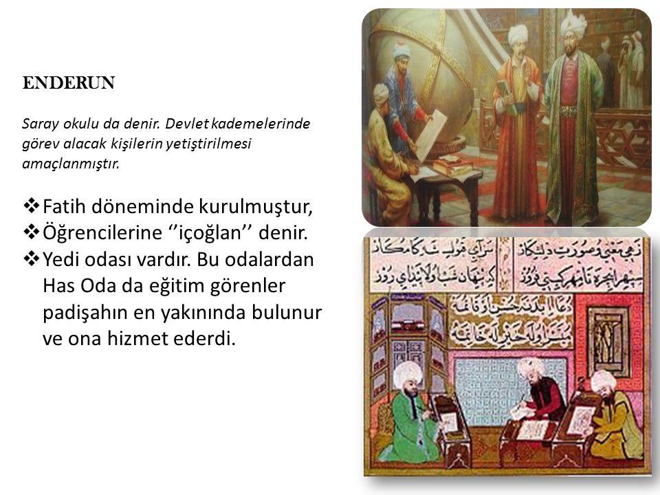 MEDRESE İslam dini kurallarına uygun bilimlerin okutulduğu yer.