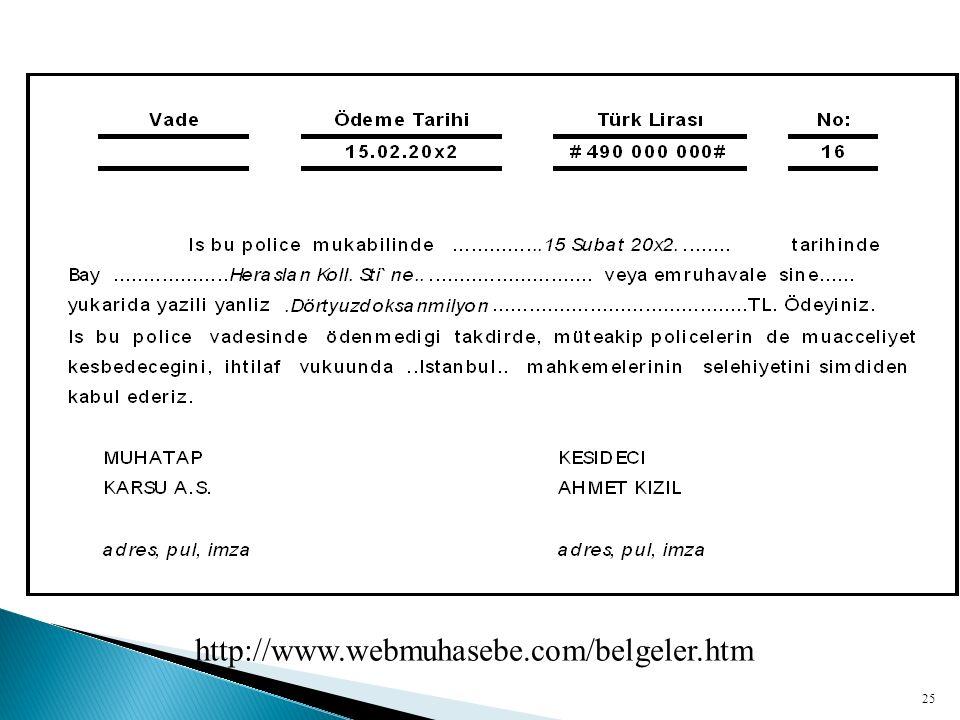 http://www.webmuhasebe.com/belgeler.htm 25