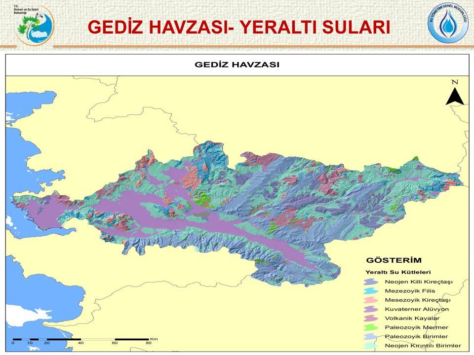 KİRLİLİK KAYNAKLARI Kirlilik Kaynakları Noktasal Kentsel atıksu deşarjları Endüstriyel atıksu deşarjları Düzenli depolama sahalarından kaynaklanan sızıntı suları Yayılı Tarımsal faaliyetler (gübre kullanımı) Hayvancılık faaliyetleri Foseptik çıkış suları Düzensiz depolama alanı sızıntı suları Arazi kullanımı Atmosferik taşınım