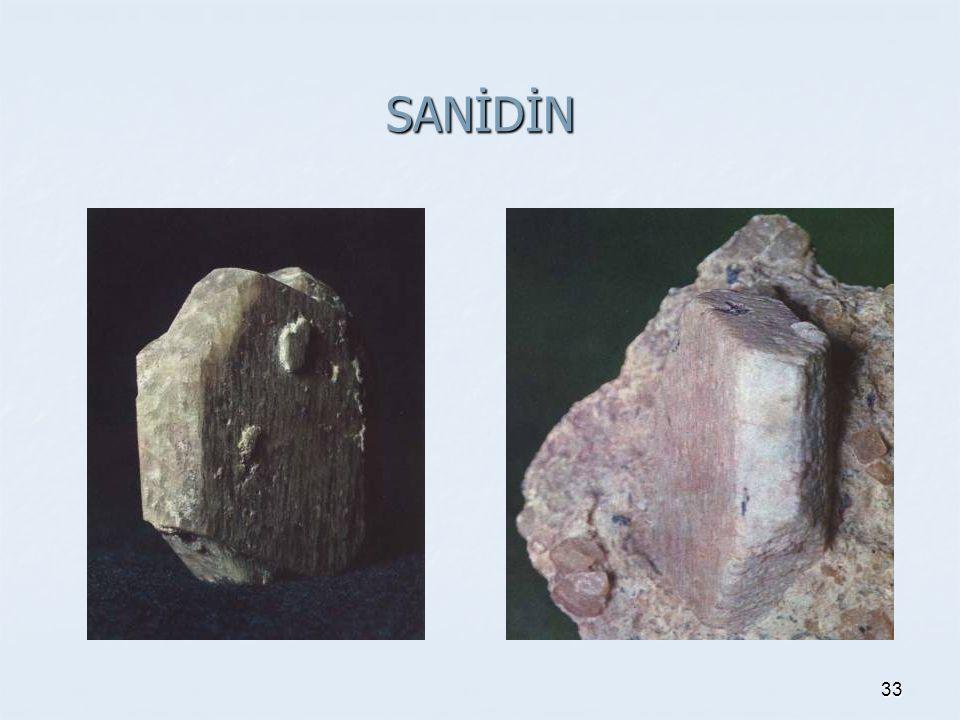 SANİDİN 33