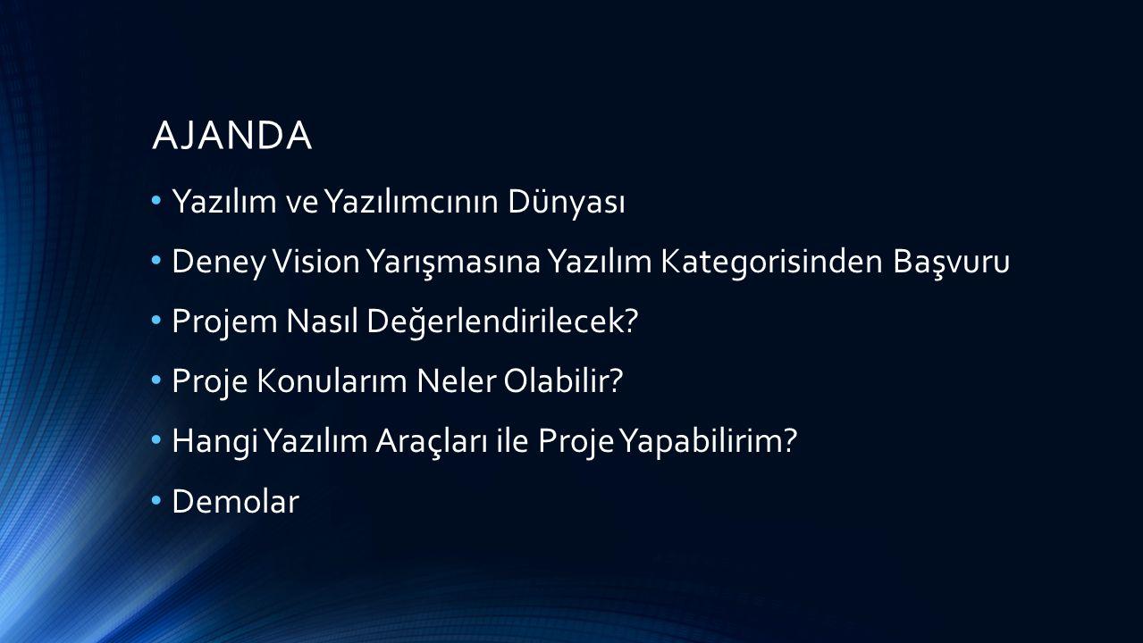 BİZ KİMİZ.EMRAH USLU Hacettepe Üni.