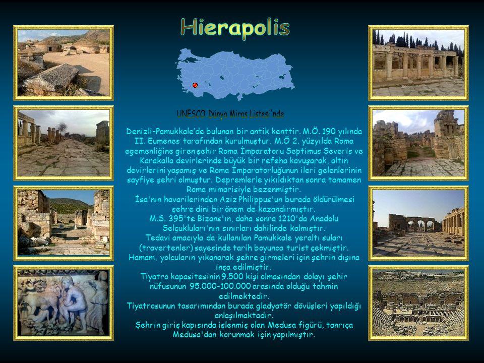 Hattuşaş, Hititler'in geç tunç çağı dönemindeki başkentidir. Çorum –Boğazköy'de bulunmaktadır. M.Ö. 3000'den itibaren yerleşim görülmekte ise de kent,