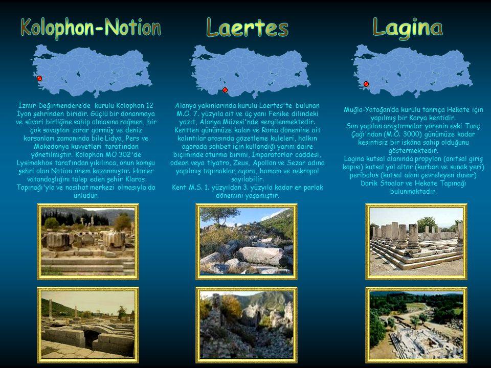 Fethiye-Kınık'ta kurulu bir antik kenttir. Antik Çağda Likya'ya başkentlik yapmıştır. Kentte ele geçen en eski kalıntılar M.Ö. 8. yüzyıla kadar gitmek