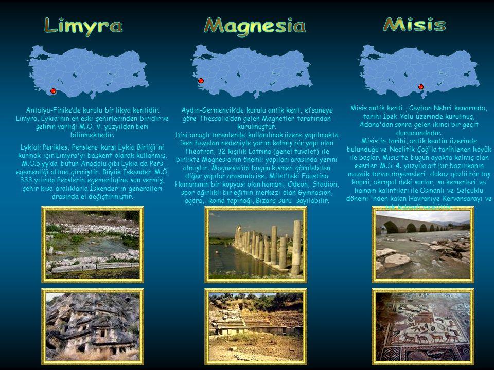 Denizli-Goncalı'da kurulu Laodikeia, MÖ.1. yüzyılda, Anadolu'nun en önemli ve ünlü kentlerinden biridir. Şehirdeki büyük sanat eserleri bu döneme ait