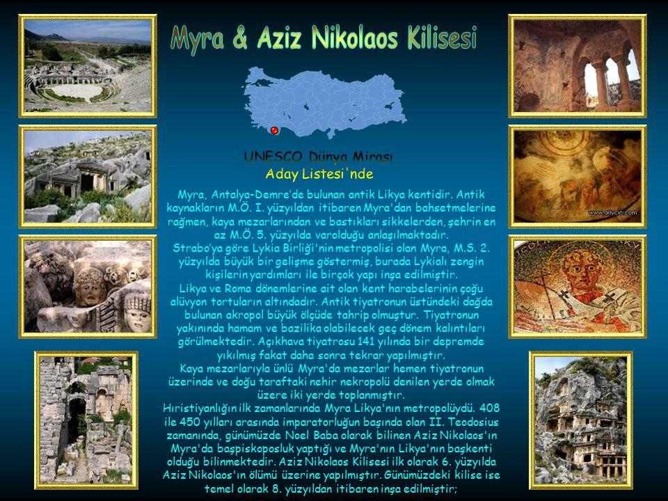 Aydın-Balat'da kurulu Milet'te ilk yerleşimin M.Ö. 2000 ortalarından başlamak üzere Myken kolonisi varlığı ile görüldüğü bilinmektedir. Daha sonra Mil