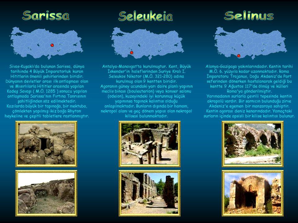 Pisidia bölgesinin Roma İmparatorluk döneminde kuşkusuz en önemli şehri olan Sagalasos, Burdur-Ağlasun yakınında bulunmaktadır. Kentte ilk yerleşim iz