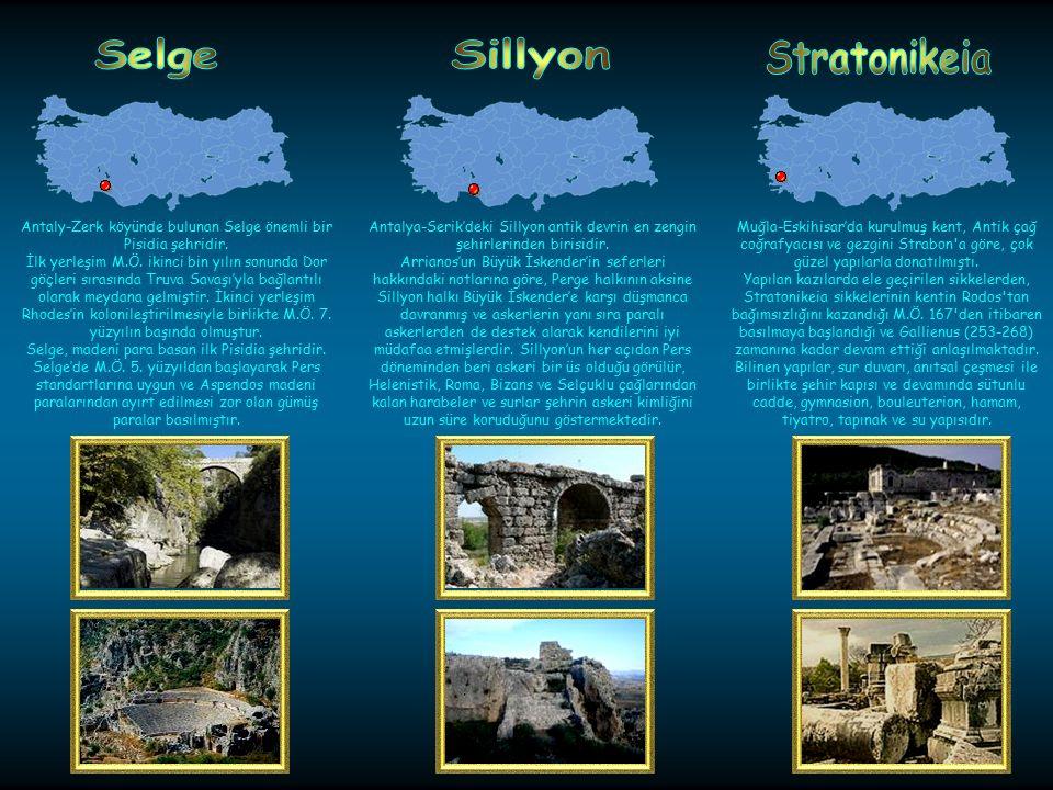 Hem Strabo hem de Arrianos, Side kentinin Batı Anadolu'daki Aeolia'da bulunan Kyme'den göçenler tarafından MÖ 7.yy'da kurulduğunu kaydeder. Side M.Ö.