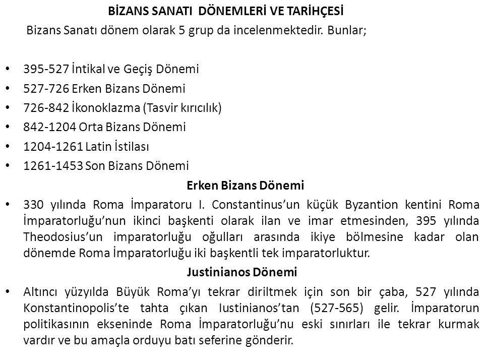 Orta Bizans Dönemi Makedon ve Komnenos Hanedanları 8.
