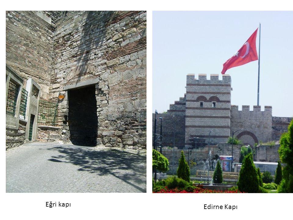 Eğri kapı Edirne Kapı