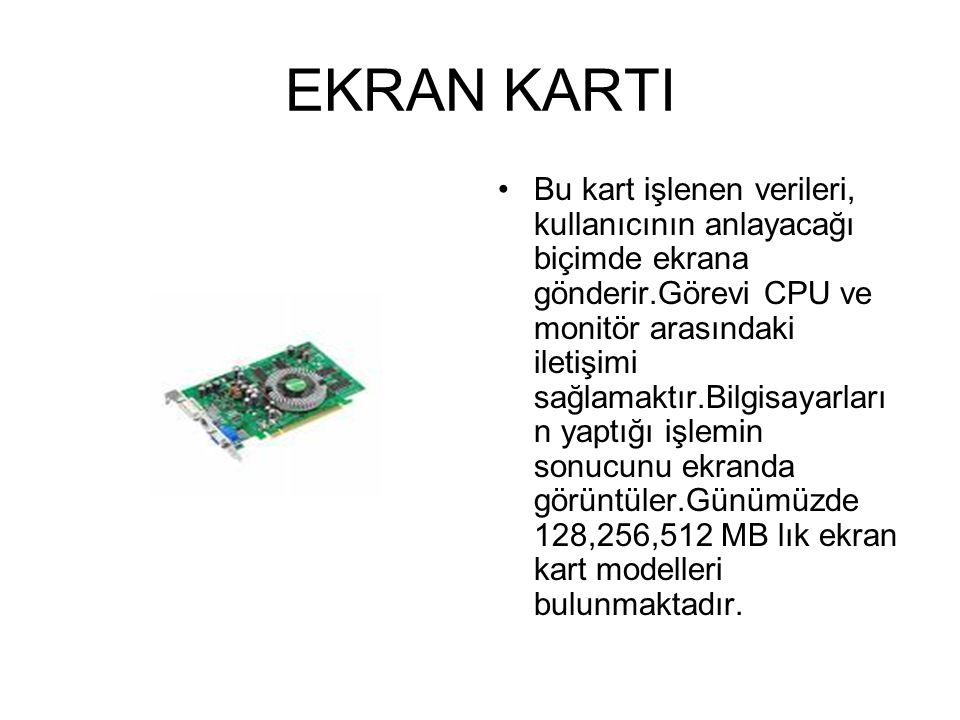ROM ( SİSTEM BELLEĞİ) İçerisinde bilgisayarın sistem bilgilerini saklarlar.Rom belleğin içeriği ram bellekteki gibi herhangi bir elektrik kesintisinde