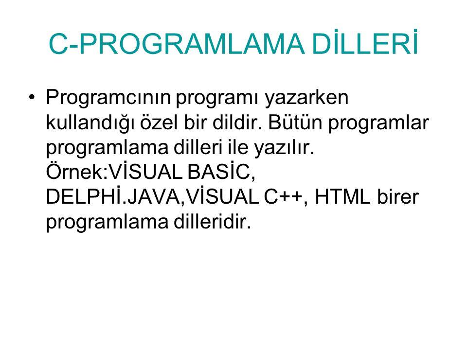 B-METİN TABANLI İŞLETİM SİSTEMELERİ MS-DOS, UNİX, NOVEL NETWARE