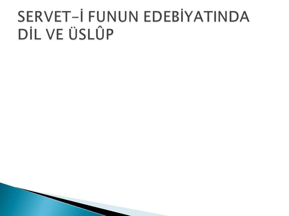  Edebiyat tarihi alanında çalışmalar durmuş gibidir. Süleyman Nazif in Nâmık Kemâl (1912), Mehmet Akif (1924), îki Dost (Ziya Paşa-Namık Kemal, 1926)