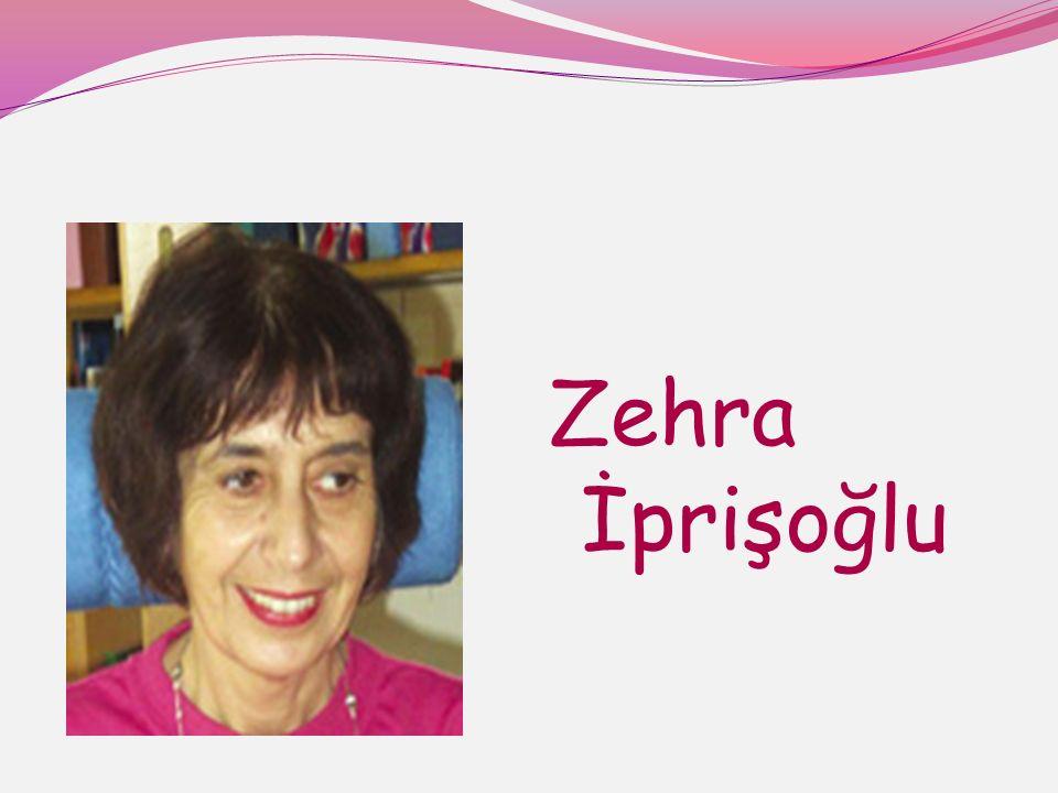 Zehra İprişoğlu