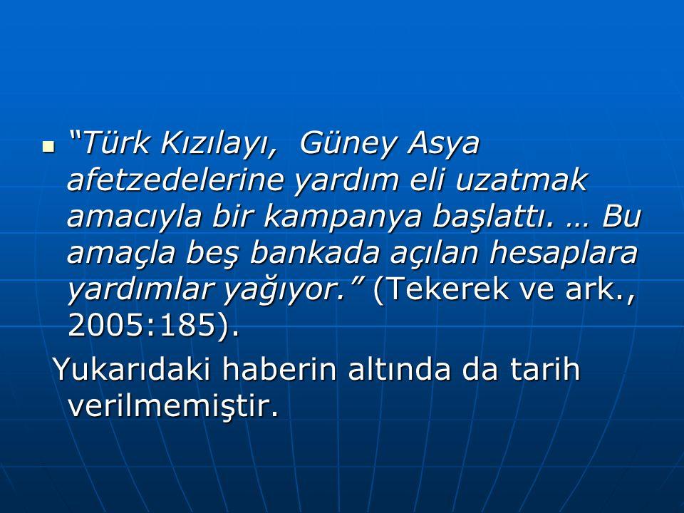 Türk Kızılayı, Güney Asya afetzedelerine yardım eli uzatmak amacıyla bir kampanya başlattı.
