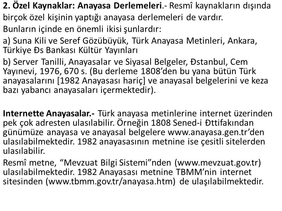 Üçüncü Dönem, «geçiş dönemi anayasa hukuku» olarak adlandırılır.