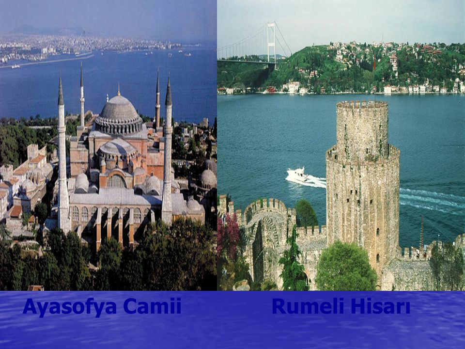 Ayasofya Camii Rumeli Hisarı