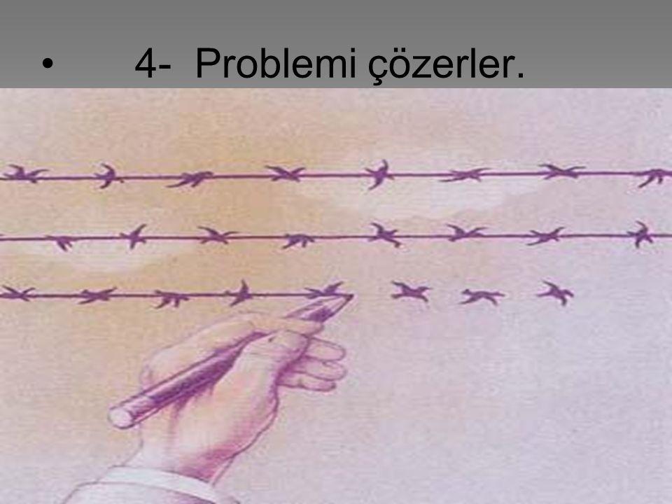 32 4- Problemi çözerler.