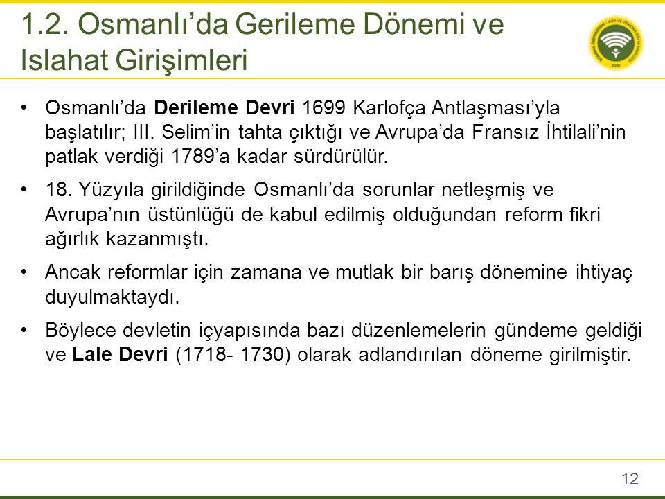 Devrin Padişahı Sultan III.