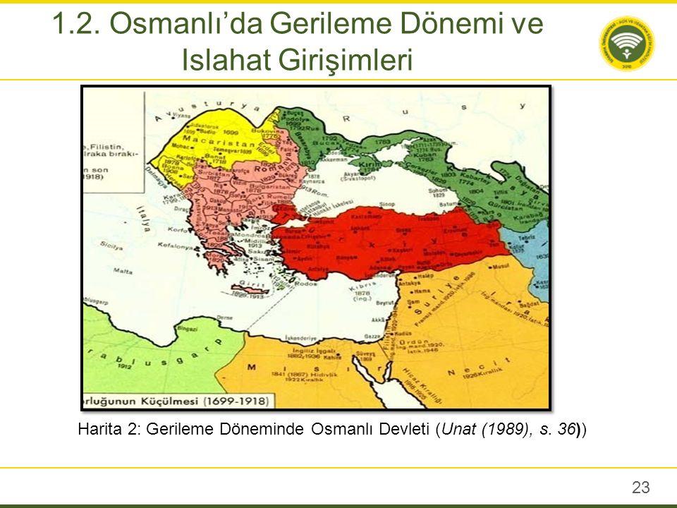 Bu şartlarda tahta geçen ve kendisine büyük umutlar bağlanan reform döneminin Padişahı Sultan III.