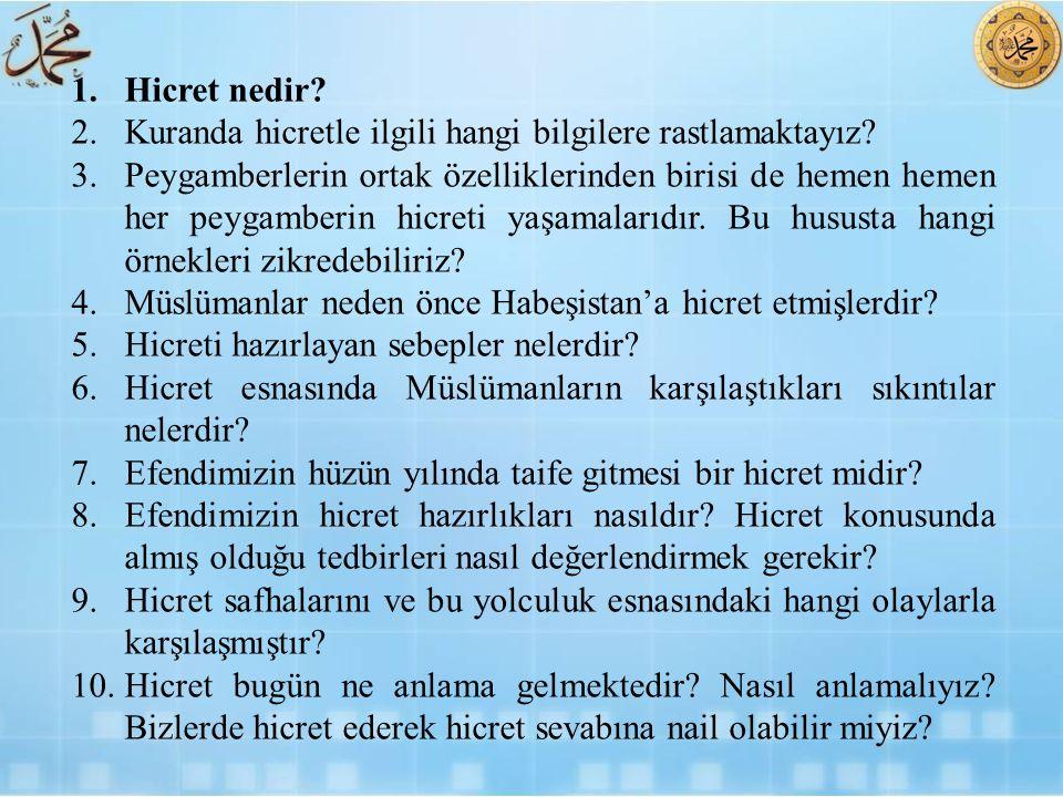 İlk Müslümanlardan Habbab Bin Eret (R.A.) Ebû Abdillah künyesiyle maruf olan Hz.