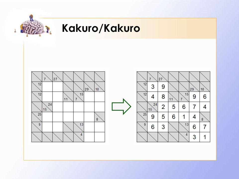 Kakuro/Kakuro