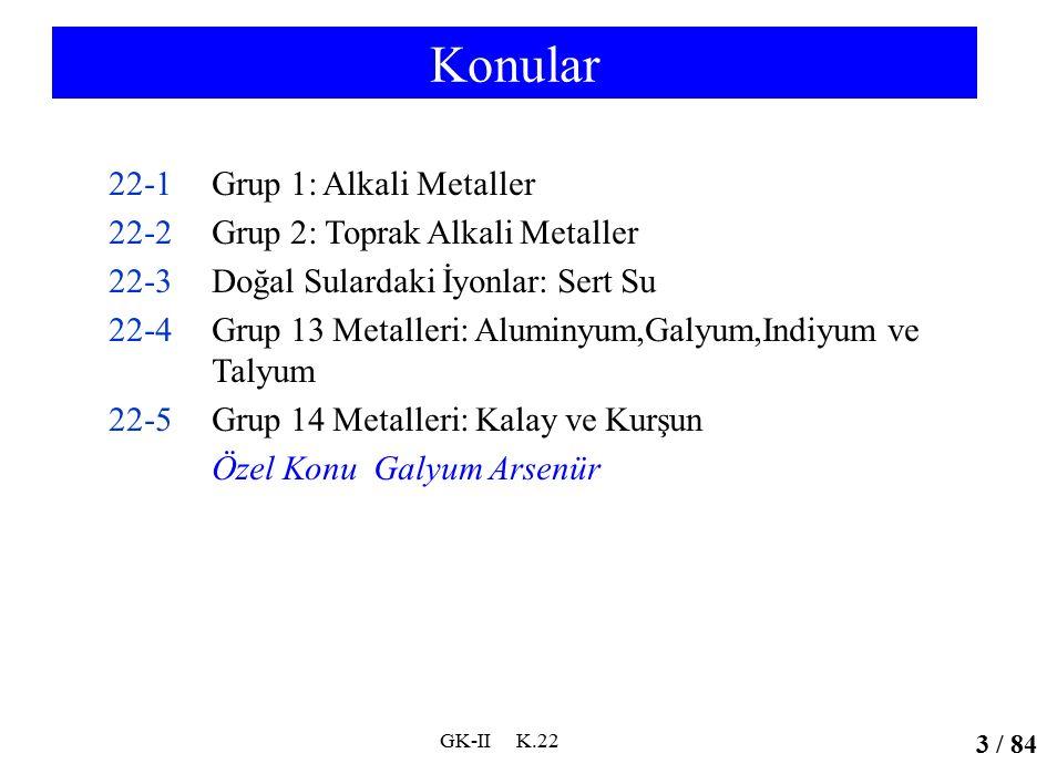 Solvay Yöntemi 24