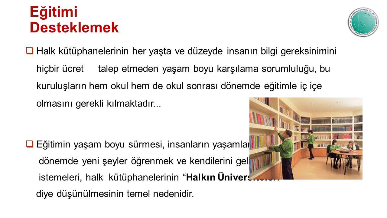 Meslek Olarak Kütüphanecilik