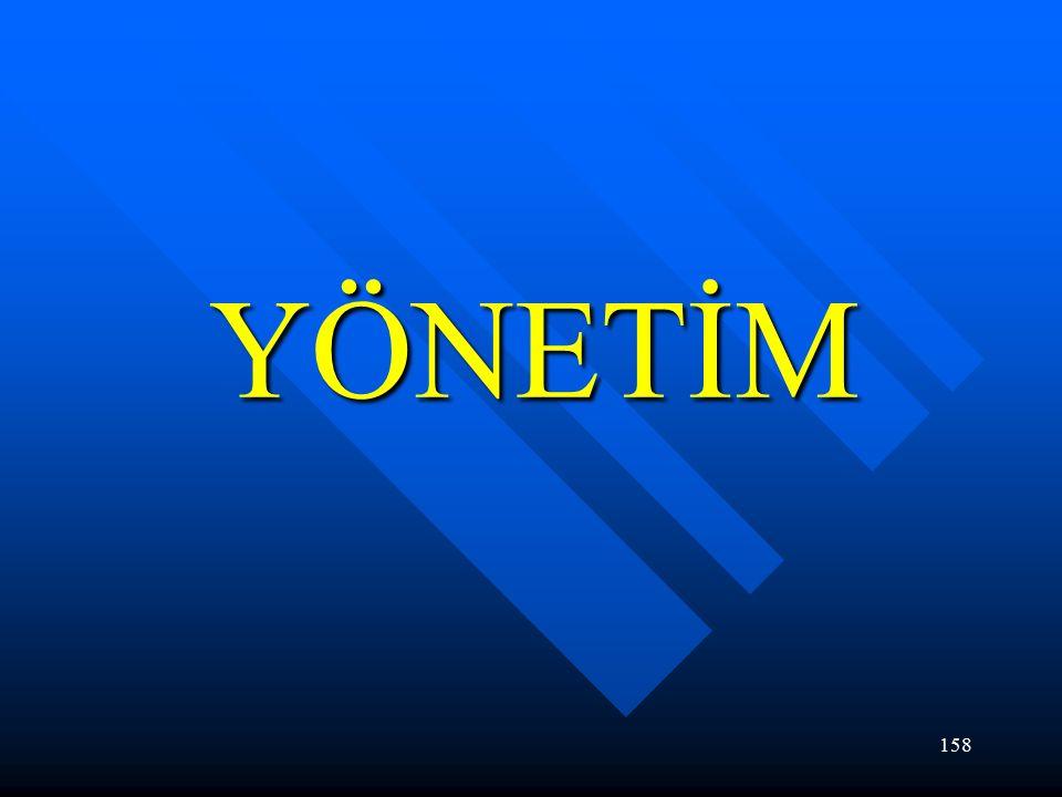 YÖNETİM 158