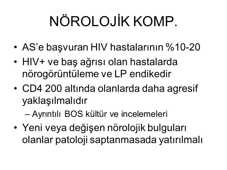 NÖROLOJİK KOMP.